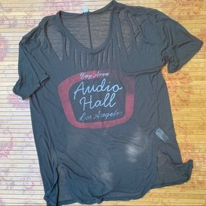 Free People Graphic T-shirt